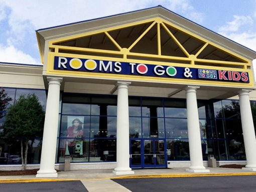 Rooms To Go Showroom